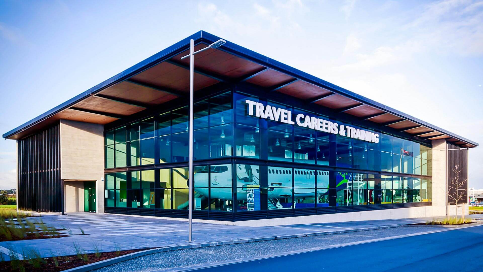 AIAL Travel, Careers and Training Centre