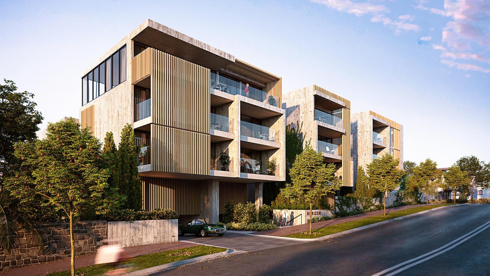 Horizon Apartments Buchan